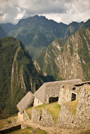 Manchu Picchu slopes